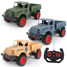 Scale-Models Vehicle Military-Truck Toys Cars Remote-Control-Machine Kids RC And