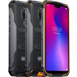 DOOGEE S68 Pro глобальная версия 5,9 дюймов FHD + IP68 Водонепроницаемый 6300 мАч NFC 21MP Тройная задняя камера 6 ГБ 128 ГБ Helio P70 смартфон