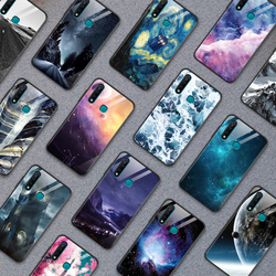 На Алиэкспресс купить стекло для смартфона for xiaomi redmi 5a 6a s2 go plus back tempered glass hard covers for vivo z5x iqoo nex as s1 pro luxury shockproof phone case