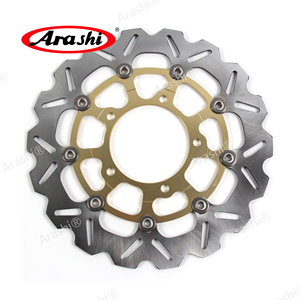 Image 3 - Arashi 1 Set For SUZUKI GSXR1000 2001   2014 CNC Front Rear Brake Disc Rotors GSXR GSX R 1000 GSX1000R 2007 2008 2009 2010 2011