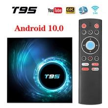 TV Box Android 10.0 Allwinner H616 Quad Core 4GB RAM 32GB 64
