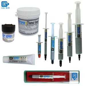 GD900-1 Thermal Conductive Grease Paste Silicone Heat Sink Compound Containing Silver SSY1 SY1 SY3 SY7 SY15 SY30 BX3 CN30 CN150(China)