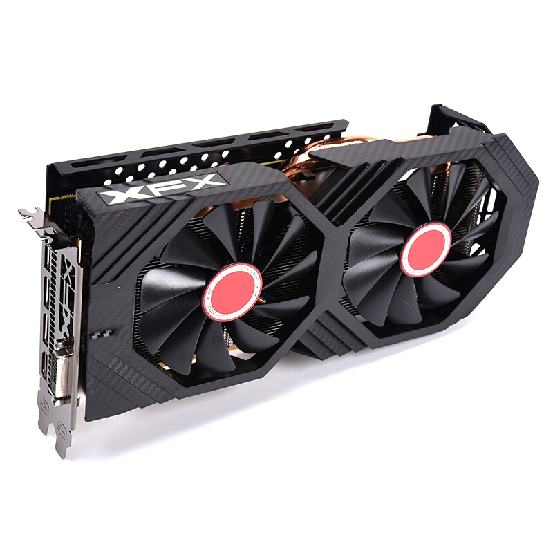 NEW XFX RX 590 8G 1580MHz/8o card 590 8G|Graphics Cards| - AliExpress