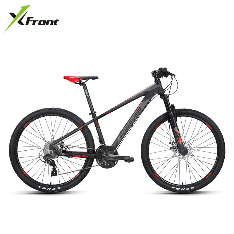 X Front Mountain Bike 27.5/29 inch Wheel Aluminum Alloy Frame Disc Brake Damping Fork MTB Bicycle Sports Downhill Bicicleta|Bicycle| |  - title=
