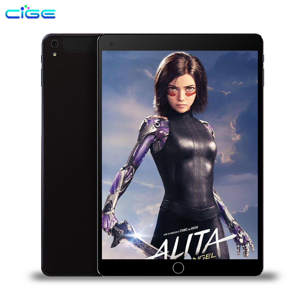New Original 10 Inch Tablet Pc Octa Core 3G Phone Call Google Market GPS WiFi FM Bluetooth 10.1 Tablets 8G+128G Android 9.0 Tab