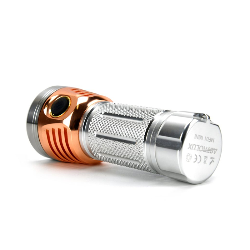 IPX8 Магнитная Зарядка MC1 мини CW XPL USB Перезаряжаемый светодиодный фонарик для повседневного использования для улицы Водонепроницаемый 1000 люм... - 2