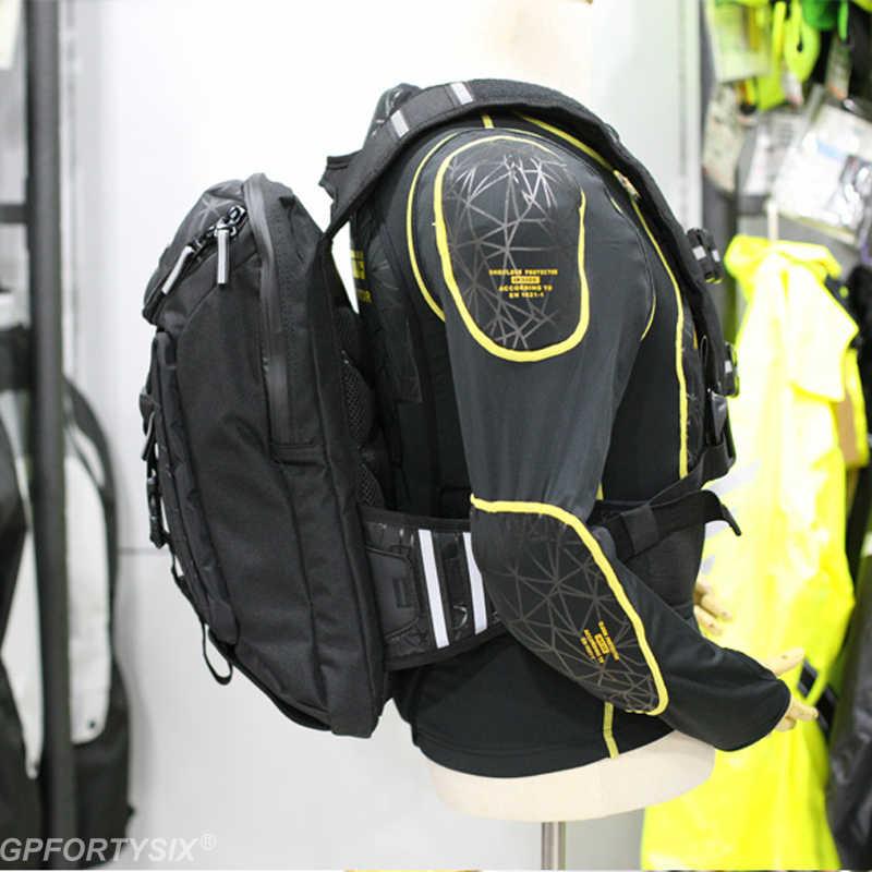 Мотоциклетный рюкзак открытый рюкзак для альпинизма унисекс Водонепроницаемый рюкзак для пеших прогулок большой емкости багаж спортивный рюкзак