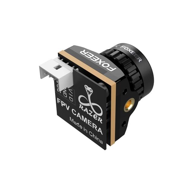كاميرا فوكسير رايزر نانو/رايزر صغيرة/رايزر مايكرو 1200TVL PAL/NTSC قابلة للتبديل 4:3 16:9 كاميرا FPV للسباق بدون طيار نسخة محدثة