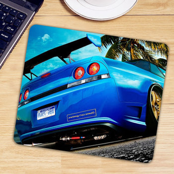 Patterned Car Gaming Mouse Pad Game Computer Mause Mat Keyboard Table Mat Desk Mat for Notebook Laptop Gamer Mousepad image