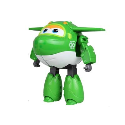 Большой! 15 см ABS Супер Крылья деформация самолет робот фигурки Супер крыло Трансформация игрушки для детей подарок Brinquedos - Цвет: No Box MIRA