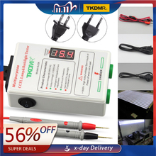 Tkdmr testador de todos os tamanhos ccfl, medidor de corrente e voltagem com ajuste inteligente, com frete grátis, para laptop lcd tv