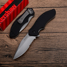 цены K1605 folding pocket outdoor camping knife 8CR13MOV blade G10 handle Tactical Survival Utility Mini  Gift knives EDC tools