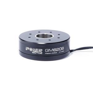 Image 1 - iPower Motor GM6208 150T 6208 hollow shaft  Brushless Gimbal Motor for DSLR / CANON 5D MARKII, MARKIII Cameras