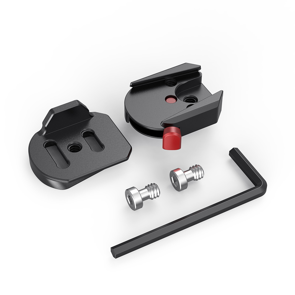 SmallRig universal DSLR camera clamp quick release mounting kit untuk - Kamera dan foto - Foto 3