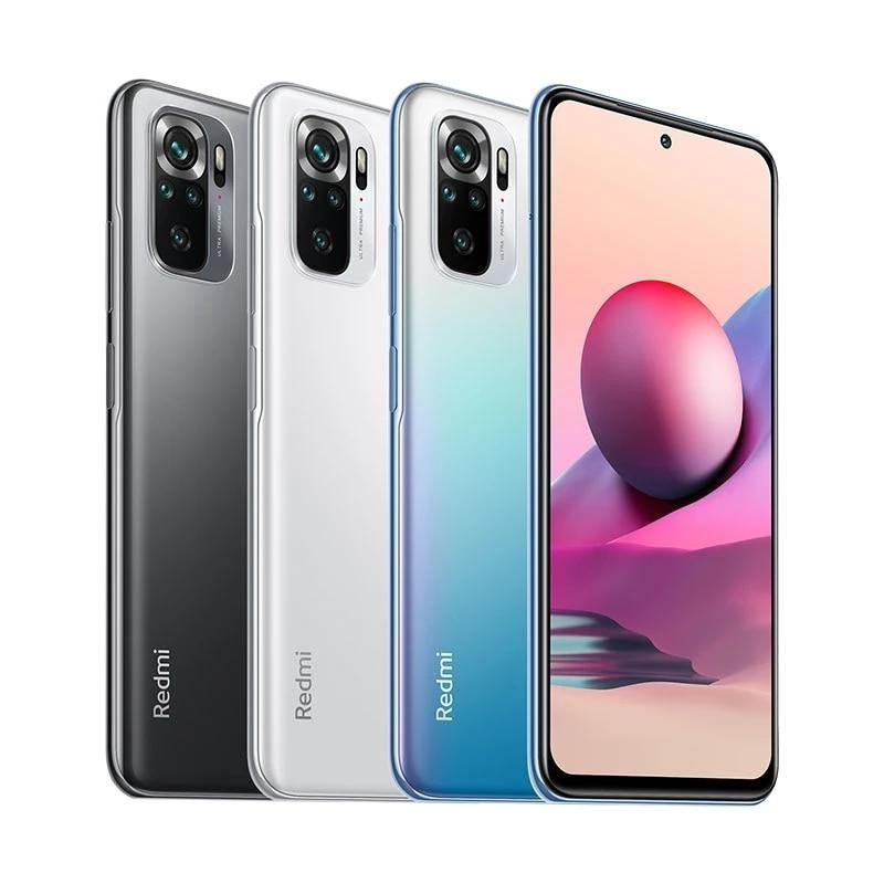 Globale Version Xiaomi Redmi Note 10 S 6GB 64GB/128GB Smartphone 10 S 64MP Quad Kamera helio G95 AMOLED DotDisplay 33W 5000mAh 5