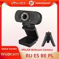 Веб-камера IMILAB 1080P Full HD enterprise-класса Камера встроенный двойной MIC USB веб-Камера PLUG & PLAY для настольных компьютеров ноутбуков ПК веб-камеры