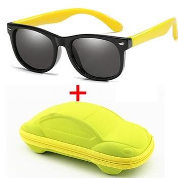 Boys Polarised UV400 Sunglasses