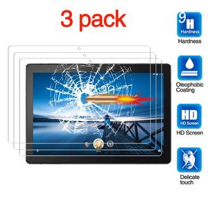 Protetor de tela para lenovo tab m10 hd TB-X505F /TB-X605F película protetora para tablet, lenovo tab m10, vidro temperado anti-arranhão