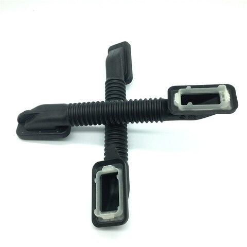 tampa protetora traseira de cabos para carro protecao a prova de poeira arame do porta