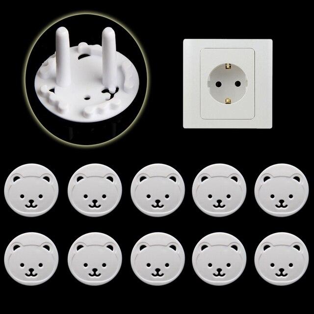 10pcs white