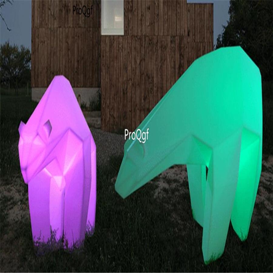 Ngryise 1 Набор светодиодных мишек форма украшения случайный цвет