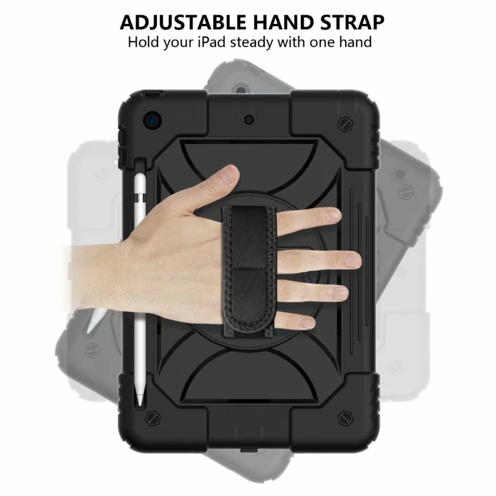 Hand Pencil For 360 7th Holder iPad Rotating Generation For Strap Stand Case iPad Cover