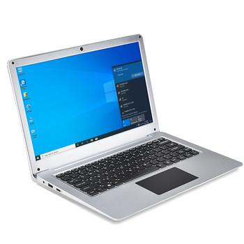 N3350 12 5 #8221 Slim Mini Laptop 4G RAM 64G SSD Ultrabook przenośny biznes biuro mały Notebook czarny i srebrny Netbook komputer tanie i dobre opinie TOPOSH 1 * USB2 0 MINI HDMI Jack mikrofonowy 3 5 mm Pamięć główna przydzielona pamięć 12 5 16 9 60Hz 37*24*1 5CM
