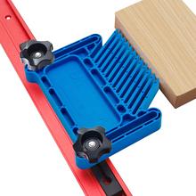 Pióro Loc Board drewniany przenośny zestaw uniwersalny rozszerzony wytrzymałość na obróbka drewna maszyna do grawerowania tanie tanio alloet Maszyny do obróbki drewna Featherboards CN (pochodzenie) Narzędzia do obróbki drewna