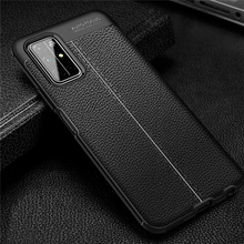 For Cover Huawei Honor 30S Case For Honor 30S Capas TPU Bumper Luxury Leather Cover Honor Play 9A 4T Pro 9X Lite V 30 S Fundas for cover huawei honor 9a case tpu soft case for honor play 9a moa al20 cover case honor play 9a 4t pro 9x lite v 30 s fundas