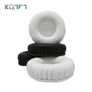 KQTFT 1 Pair of Replacement Ear Pads for Philips SHL5010 SHL5011 SHL 5010 SHL 5011 Headset EarPads Earmuff Cover Cushion Cups image