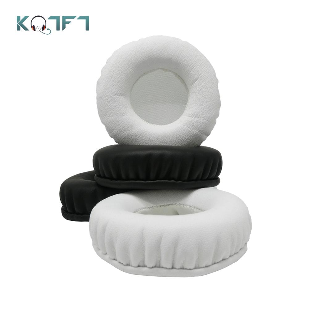 KQTFT 1 Pair of Replacement Ear Pads for <font><b>Philips</b></font> SHL5010 SHL5011 SHL <font><b>5010</b></font> SHL 5011 Headset EarPads Earmuff Cover Cushion Cups image