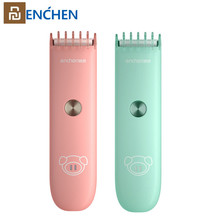 Enchen Electric Quiet Trimmer Newborn Baby Hair Clipper Clippers Child Silent Cutting Machine Infant Women Hair Cutting