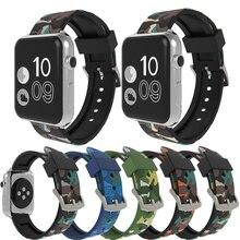 Smart Watch Strap for Apple Series 4 3 2 1 Band Bracelet Wirst apple Bands 44mm 42mm 40mm 38mm belt