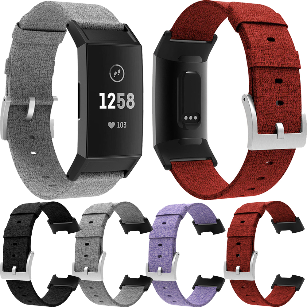For Fitbit Charge 4 Fashion/classic Men's Women's Fashion Style Bracelet For Fitbit Charge 4 Sport Watch Wrist Bands Accessories