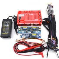 Probador de pantalla LCD LED para TV/ordenador/portátil, herramienta de prueba de Panel de 6. ª T-80S, reparar un inversor integrado, 80 tipos de programa