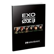 EXO новый модный мини-фотоальбом с эмблемой альбома K-pop EXO коллекция поклонников фотографий канцелярские товары набор