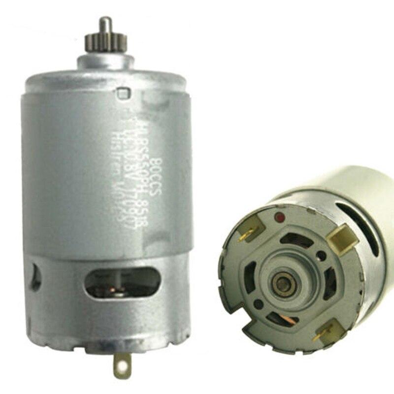Coffee Machine Motor For BOSCH GSR10.8-2-LI GSR120-LI GSR10.8V-LI-2 Spare Parts