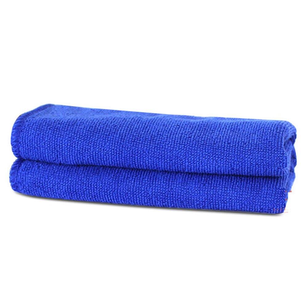 Универсальное прочное полотенце для чистки автомобилей, 5 шт., салфетка для чистки автомобиля, бытовая Чистка, полировка воском, авто 30x70 см