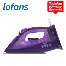 2020 New Lofans Cordless Steam Iron YD 012V multi function adjustable wireless ironing Garment steam generator anti drip design