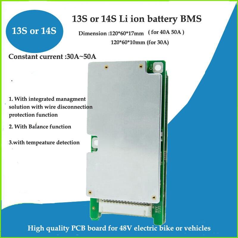 58.8V Li ion Battery protection circuit board