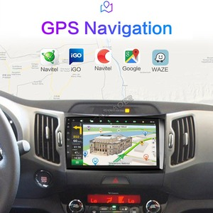 Image 3 - 2DinรถAndroidวิทยุมัลติมีเดียสำหรับKIA Sportage 2010 2011 2012 2013 2014 2015 2 Din Autoradio GPS navi WIFI 10.0