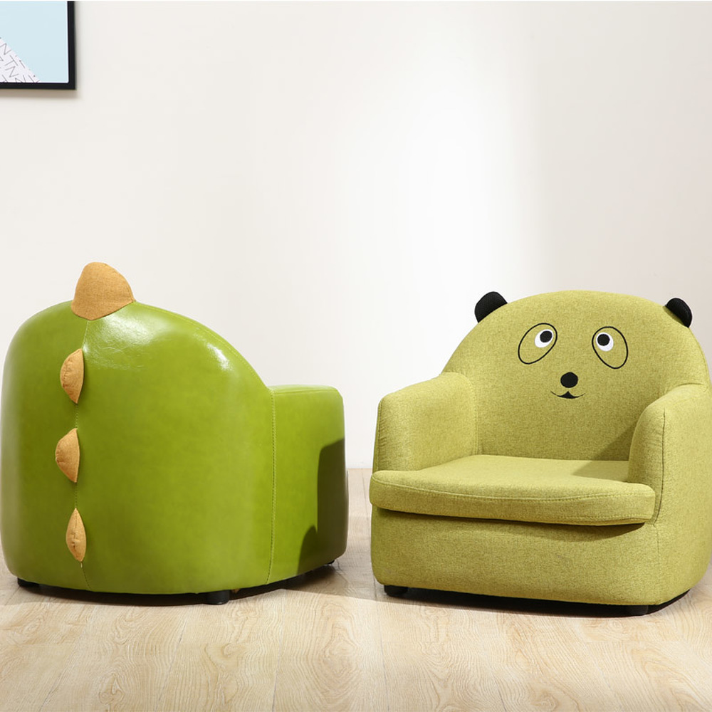 Cartoon Children's Sofa Boy Reading Area Sofa Cartoon Girl Princess Seat Baby Sofa Baby Washable Sofa For Kids Baby Furniture
