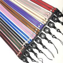 Для iPhone 11 модный роскошный шнур для ключей три в одном галстук с ключом ID карты ТРЕНАЖЕРНЫЙ зал USB ID папка DIY мобильный телефон шнур