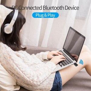 Image 5 - USB Bluetooth 5.0 adaptateur 3.5mm AUX BT Audio récepteur émetteur sans fil Dongle pour voiture TV haut parleur 4 en 1 adaptateur Bluetooth