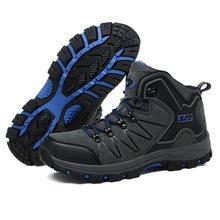 Мужские водонепроницаемые походные ботинки tantu дышащая обувь