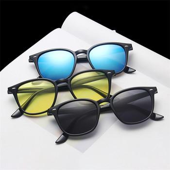 Modne okulary męskie damskie okulary przeciwsłoneczne męskie plastikowe soczewki okulary damskie okulary damskie odcienie okulary óculos de sol tanie i dobre opinie curtain WOMEN SQUARE Dla dorosłych Z tworzywa sztucznego UV400 Żywica 1207