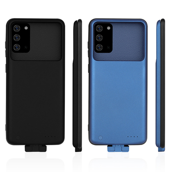 цена на 5000mAh Magneti Battery Charger Cases For Samsung S20 Plus External Battery Case Charging Cover for Samsung a51 Power Bank Case