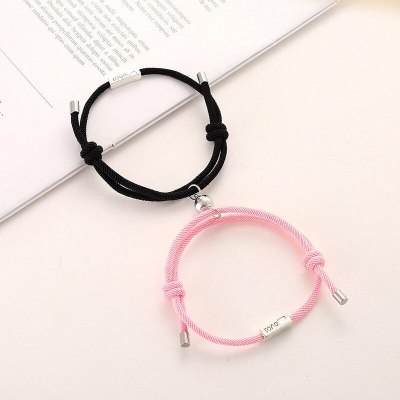 magnet bracelet couple (8)