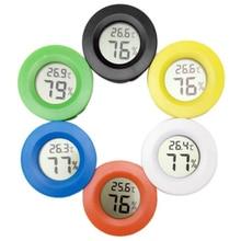 Gauge-Tester Hygrometer Temperature-Meter Reptile-Thermometer for Lizard Spider-Tortoise
