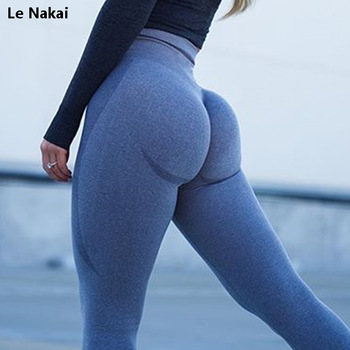 New vital seamless leggings for women workout gym legging high waist fitness yoga pants butt booty legging sports leggings 1